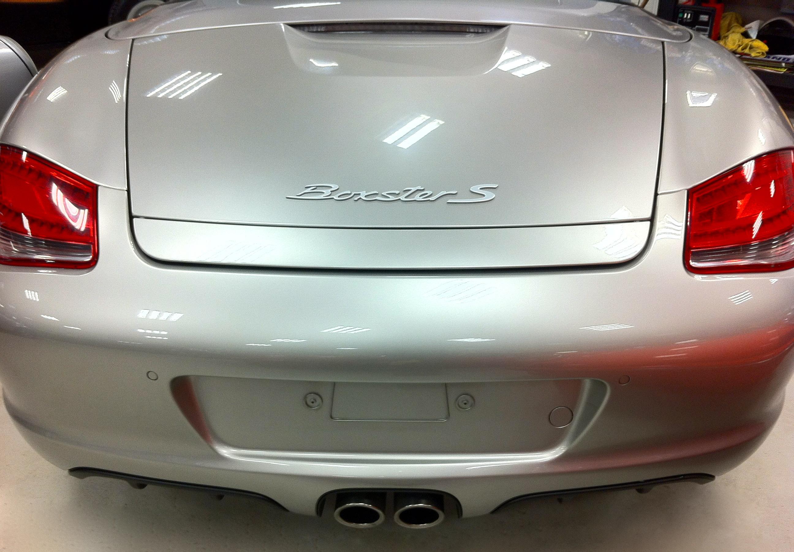Porsche Boxster S 987 Pdk Border Reiversborder Reivers