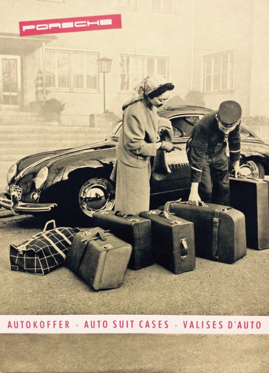 fitted luggage
