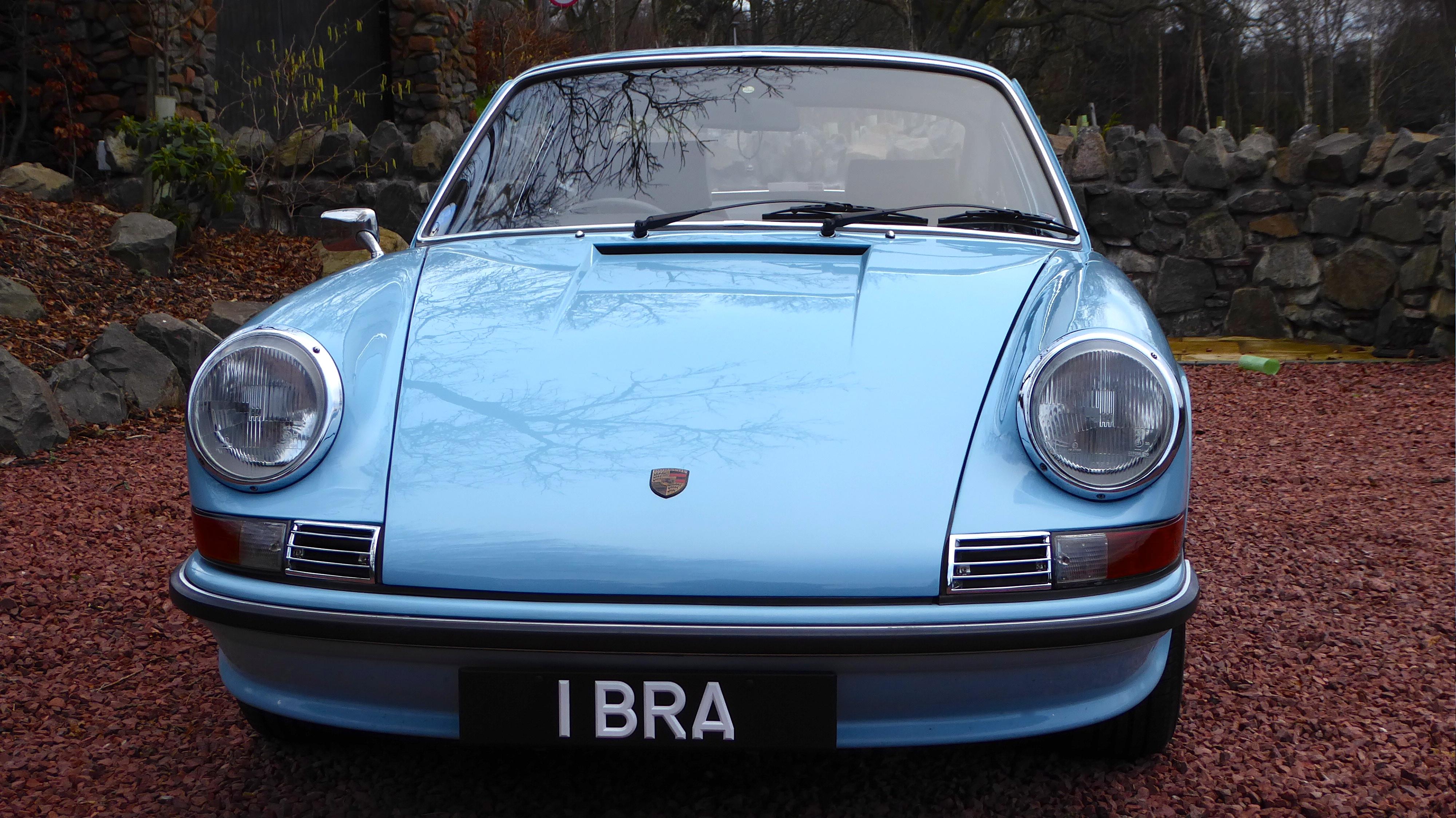 Porsche 911t Rhd Border Reivers