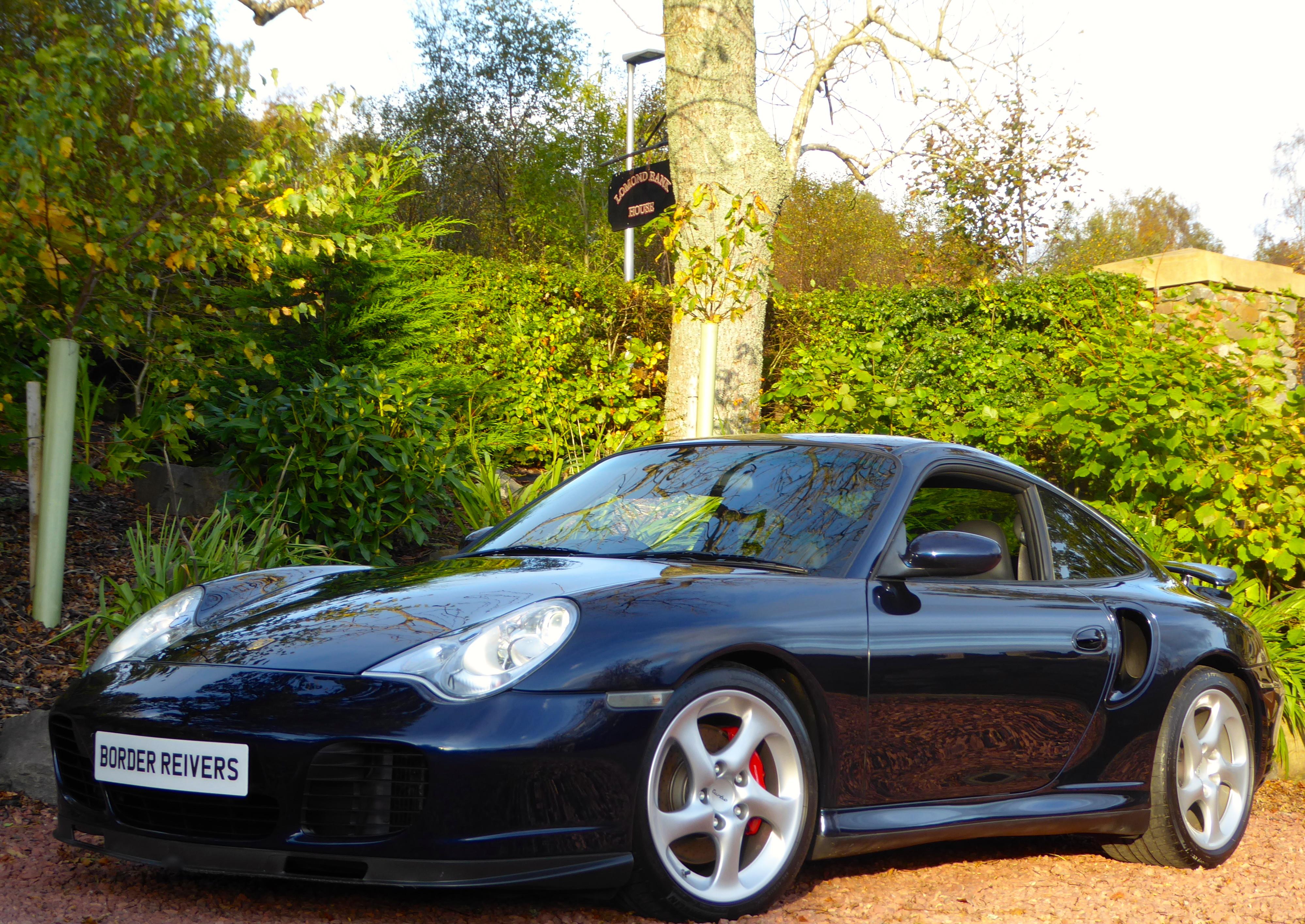 Porsche 996 Turbo >> Porsche 996 Turbo Border Reivers