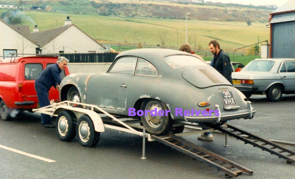 Classic Car Restoration & Preservation - Border ReiversBorder Reivers