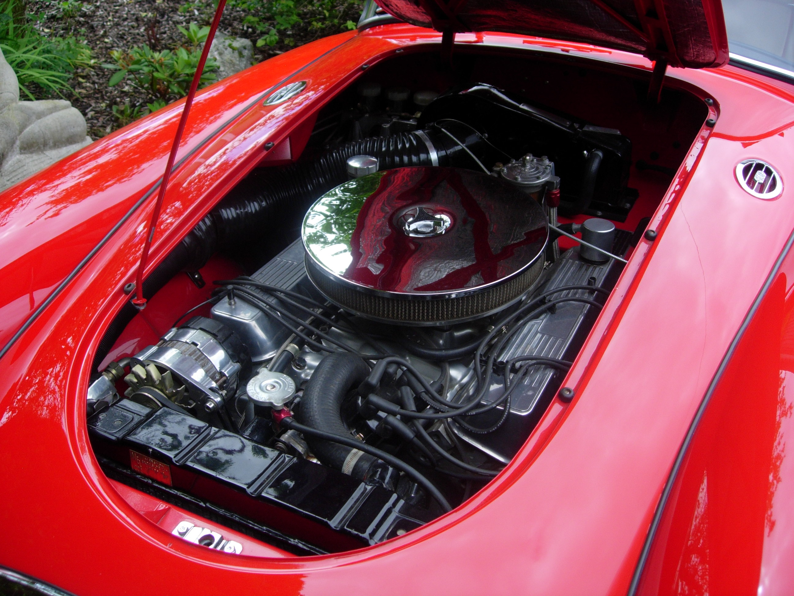 MGA 6 V8ENGINE