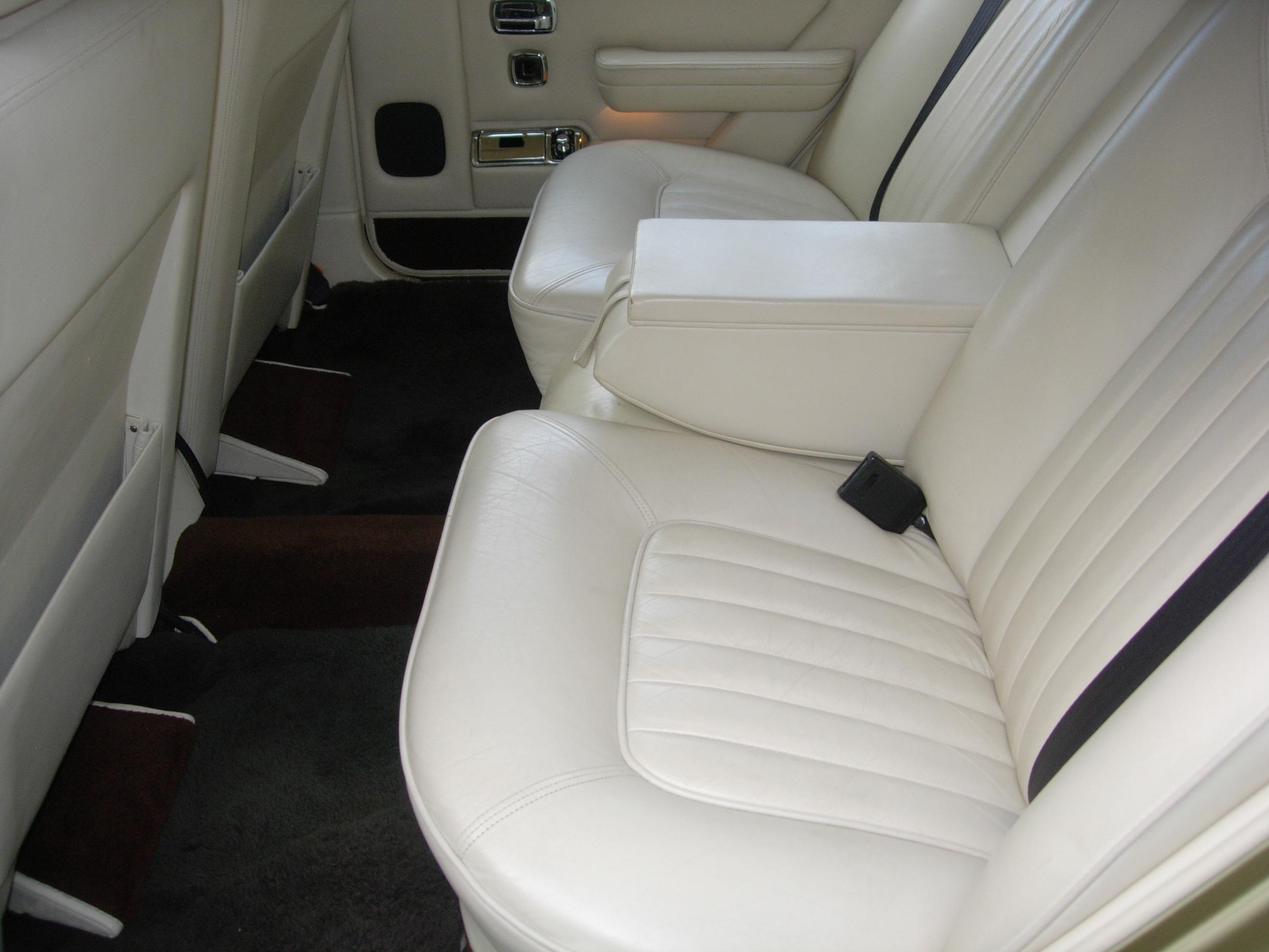 rear seat base
