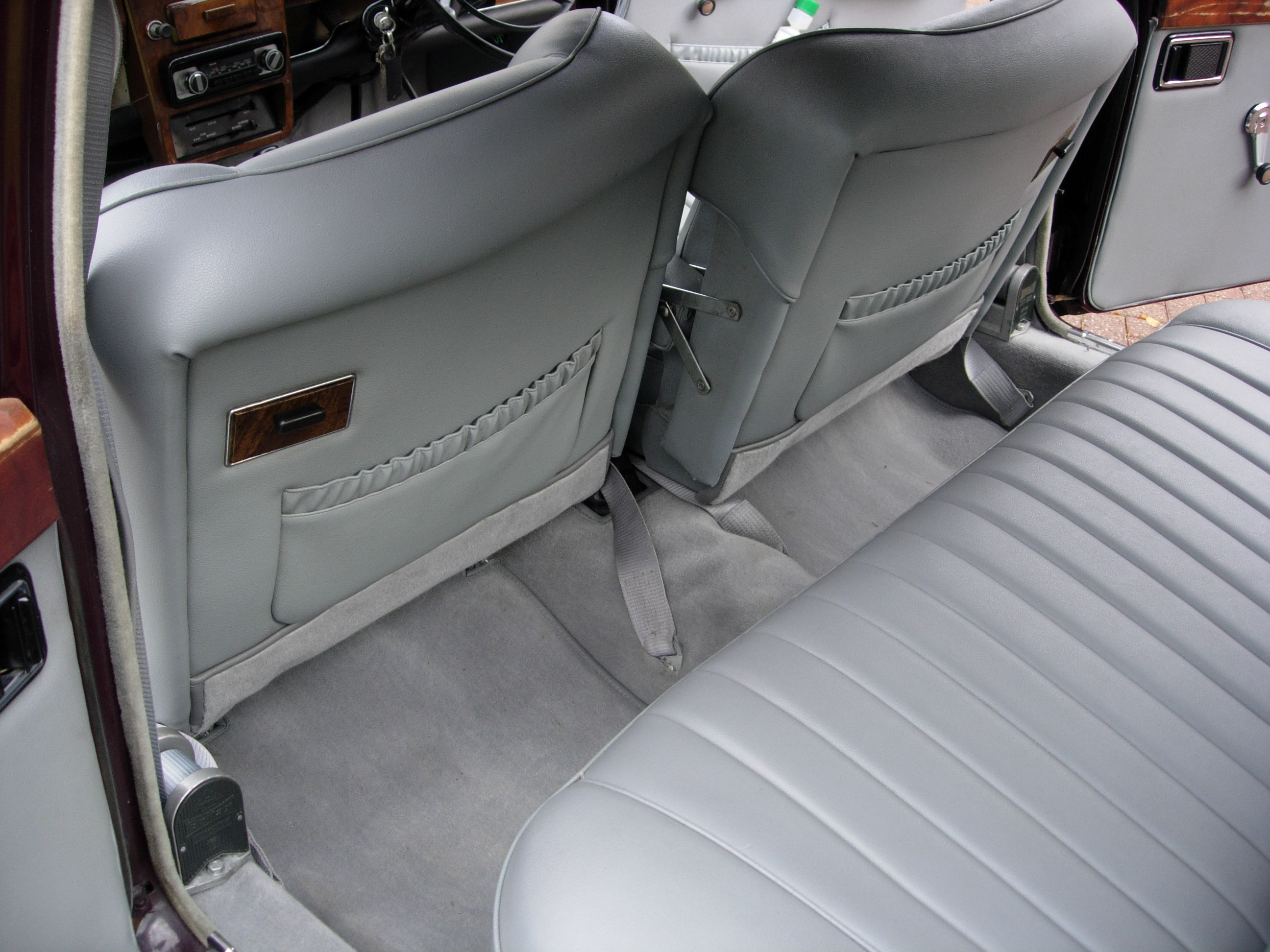 rear seats carpet