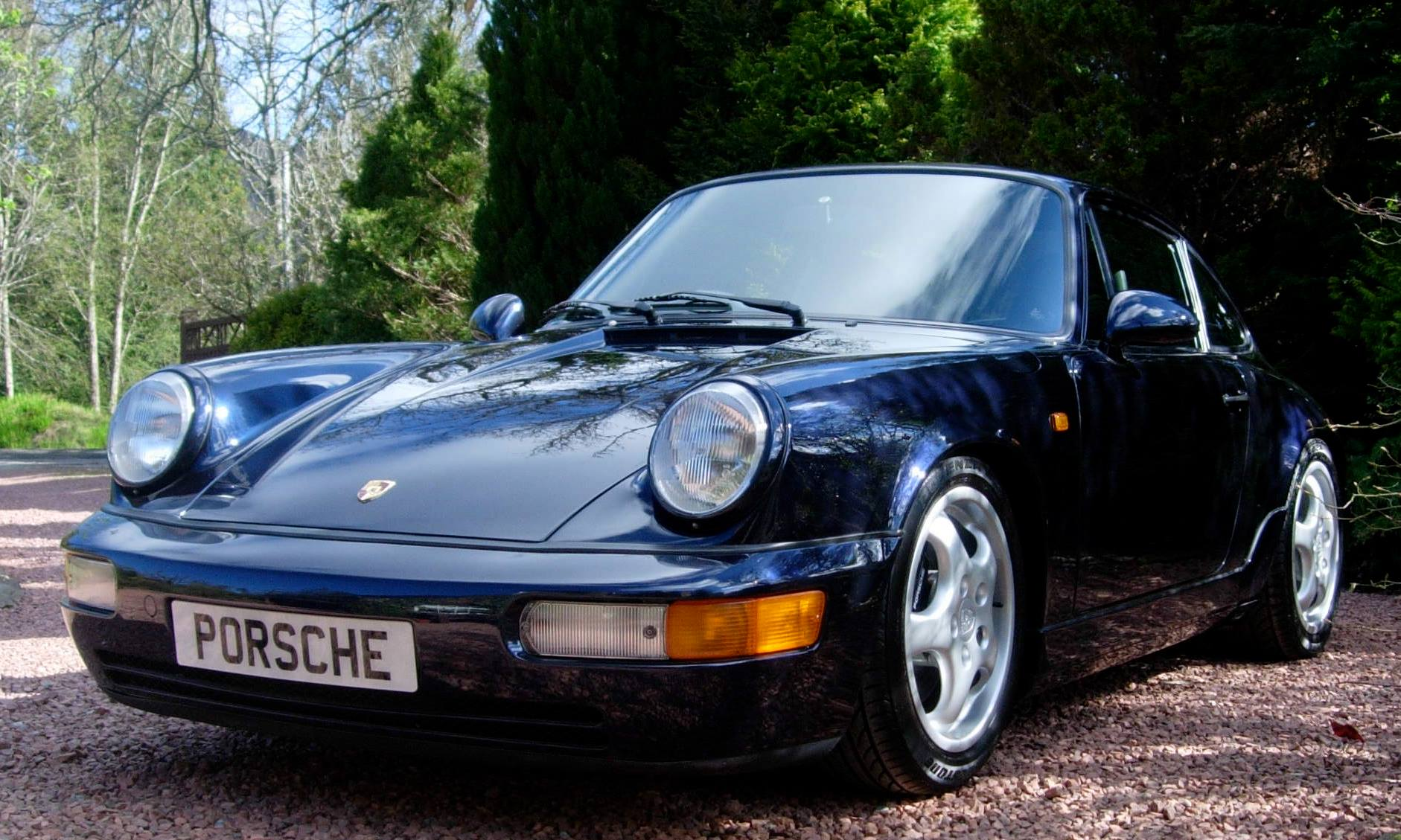 Porsche 964RS 2800 Miles from new