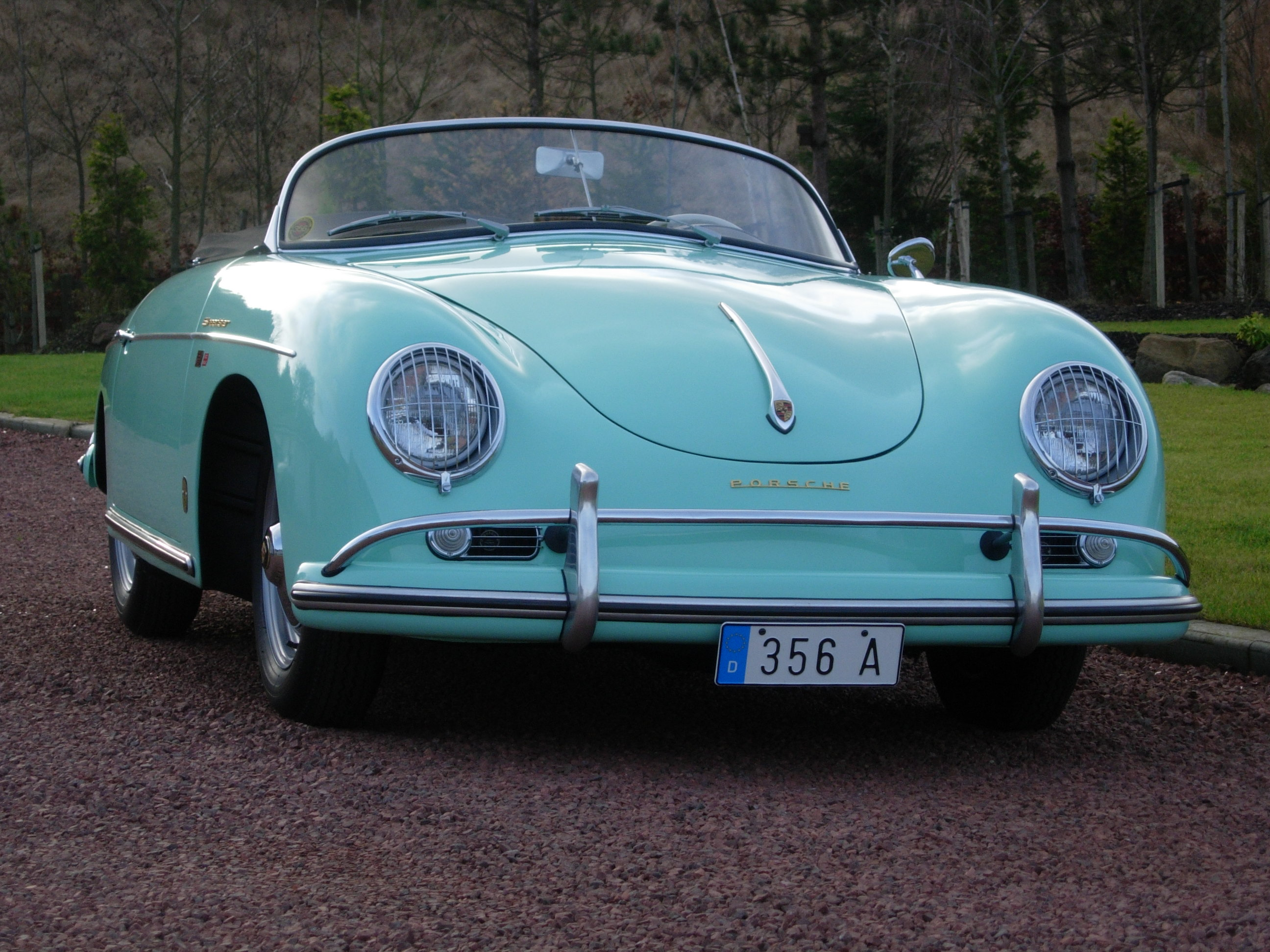 1SPEEDSTER GREEN 356A 032