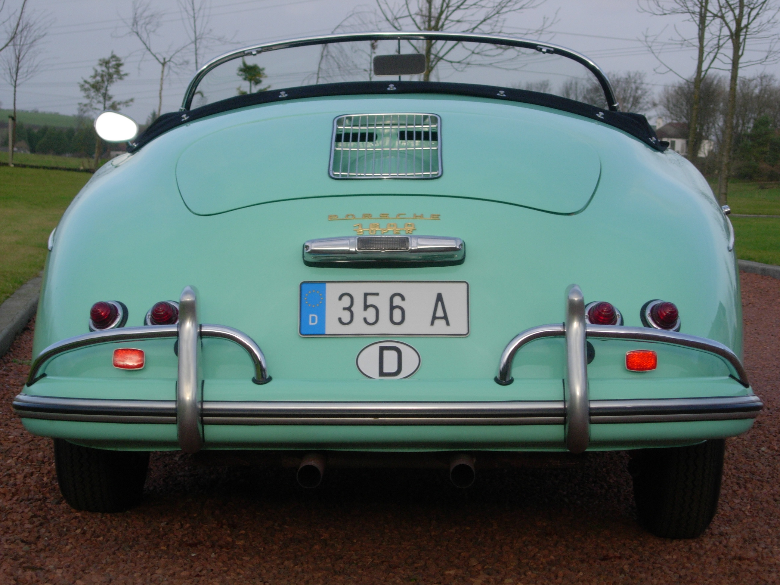 2SPEEDSTER GREEN 356A 035