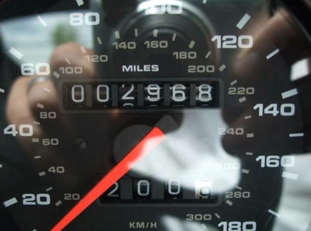 6 speedo