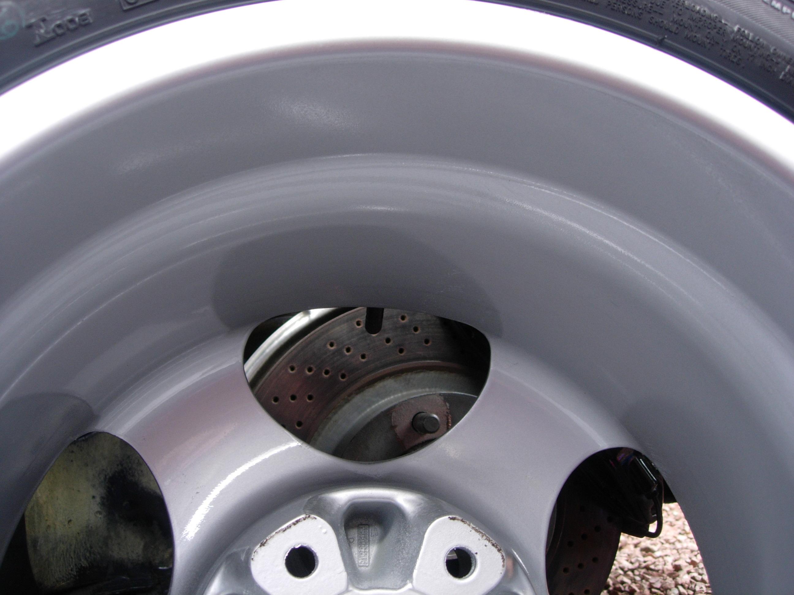 inside wheel