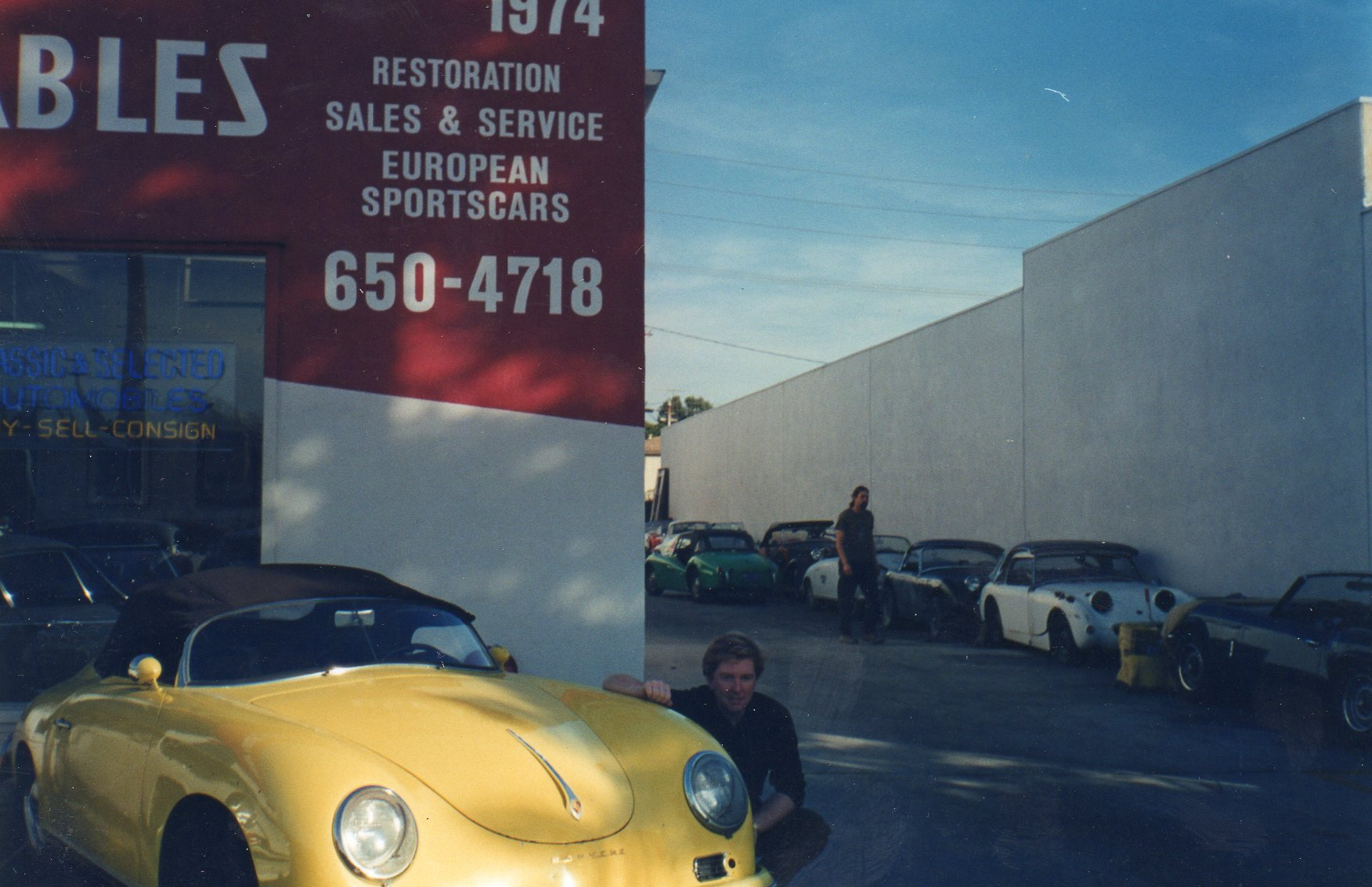 356A yellow buying
