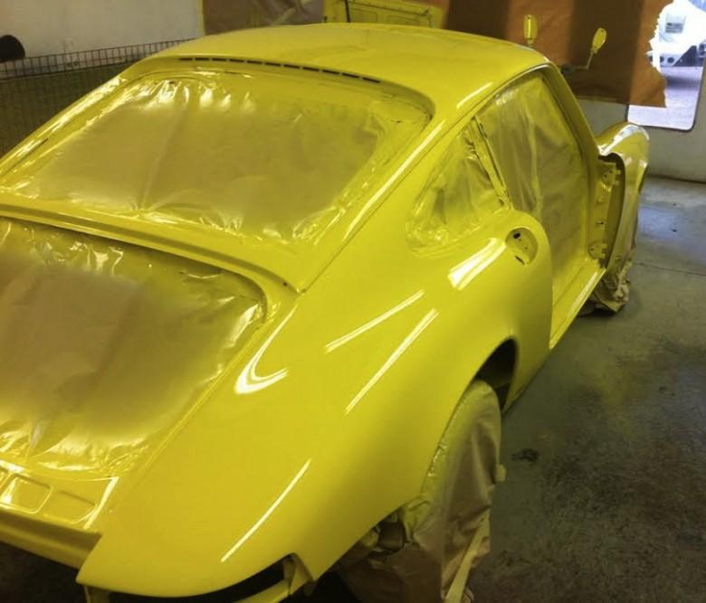 911T yellow