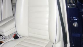 bentley front seats