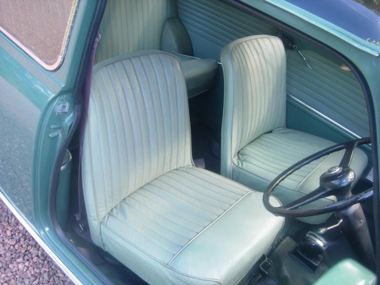 mini:6front seats