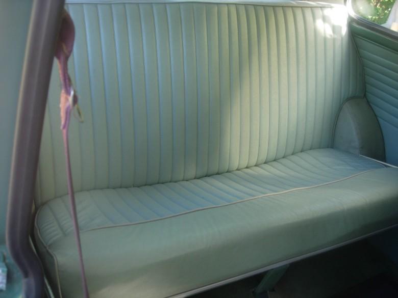 mini:9rear seats