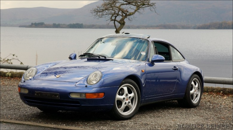 porsche 993 targa border reiversborder reivers. Black Bedroom Furniture Sets. Home Design Ideas
