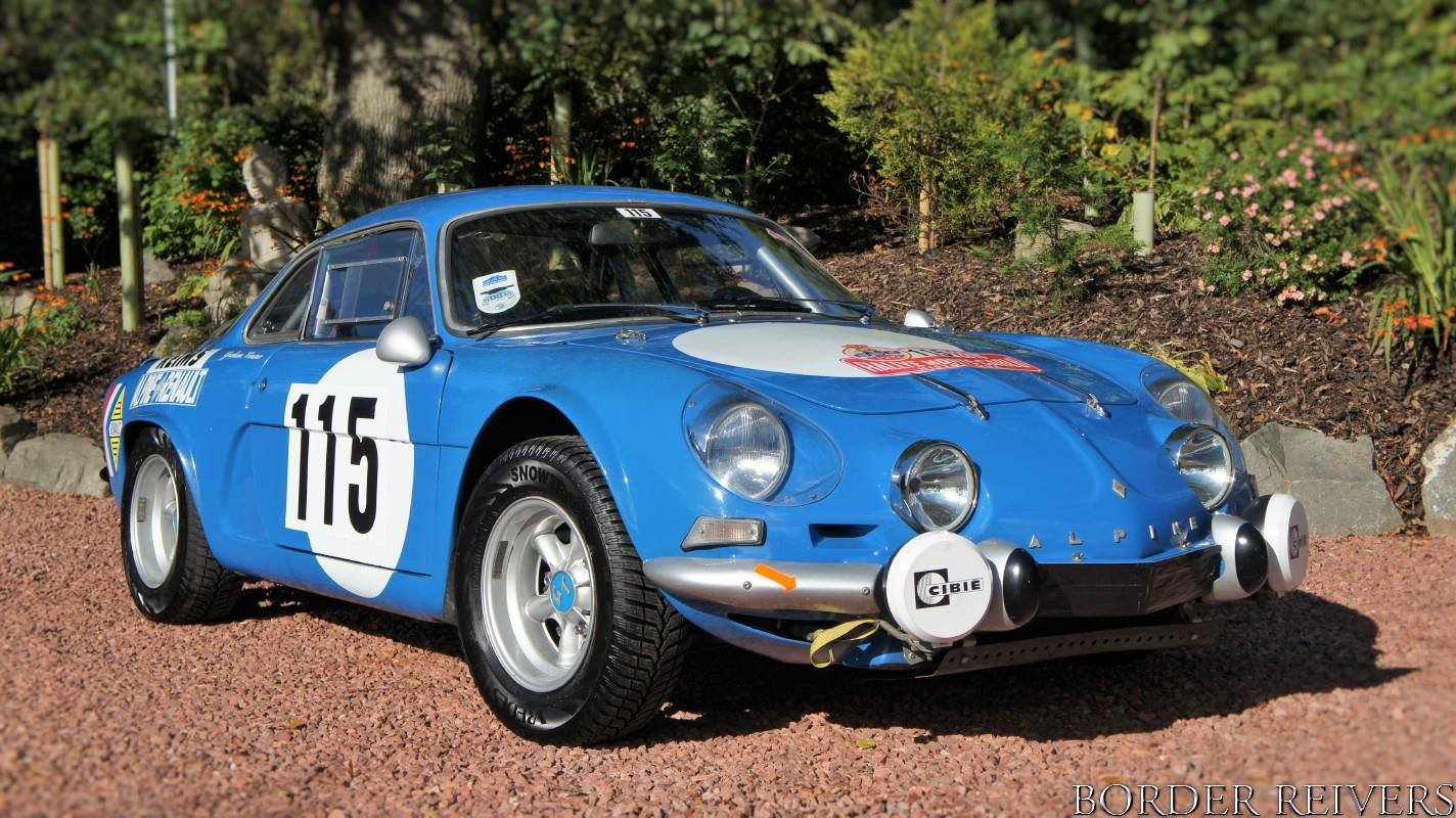 renault alpine a110 1975 border reivers. Black Bedroom Furniture Sets. Home Design Ideas