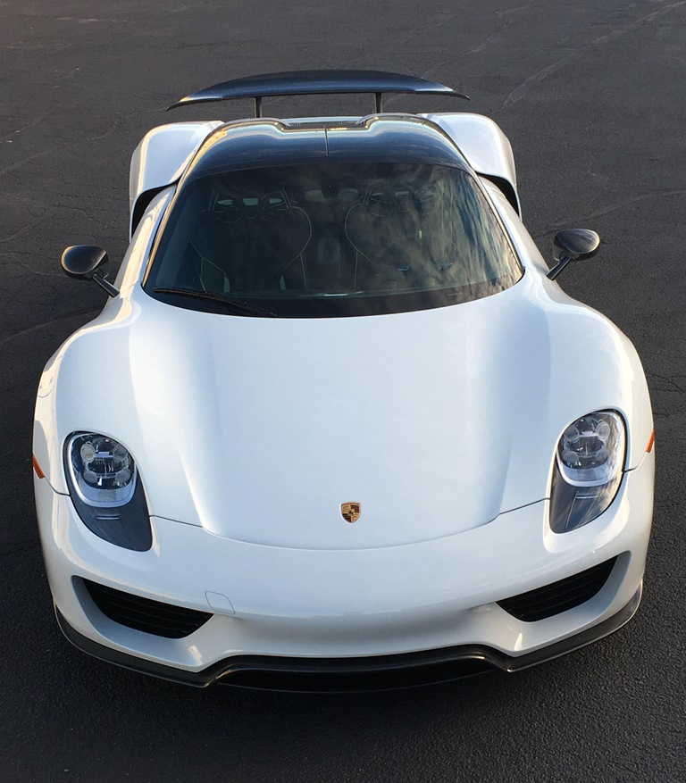Porsche918_front