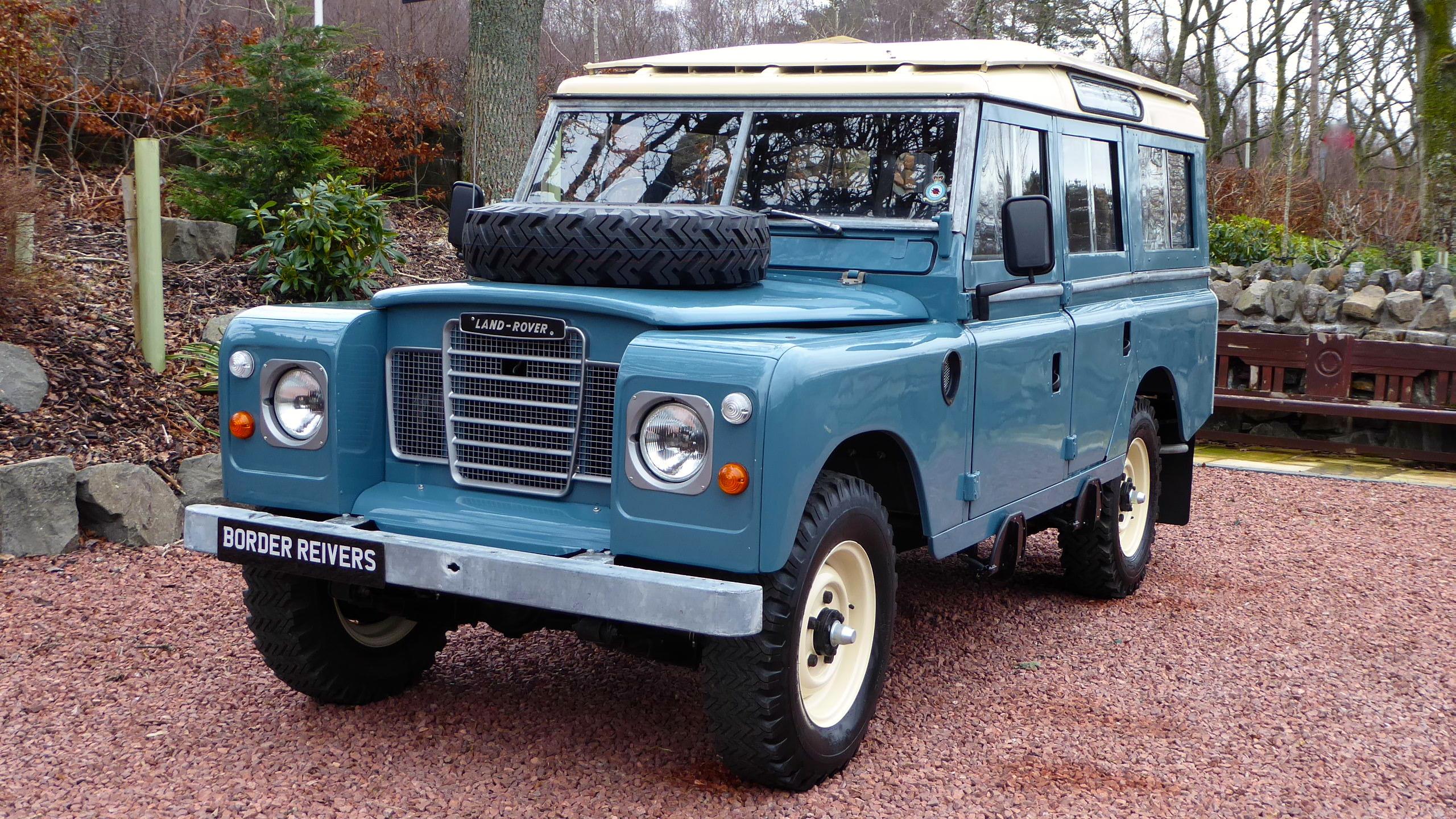 Land Rover Safari S3 Border Reivers