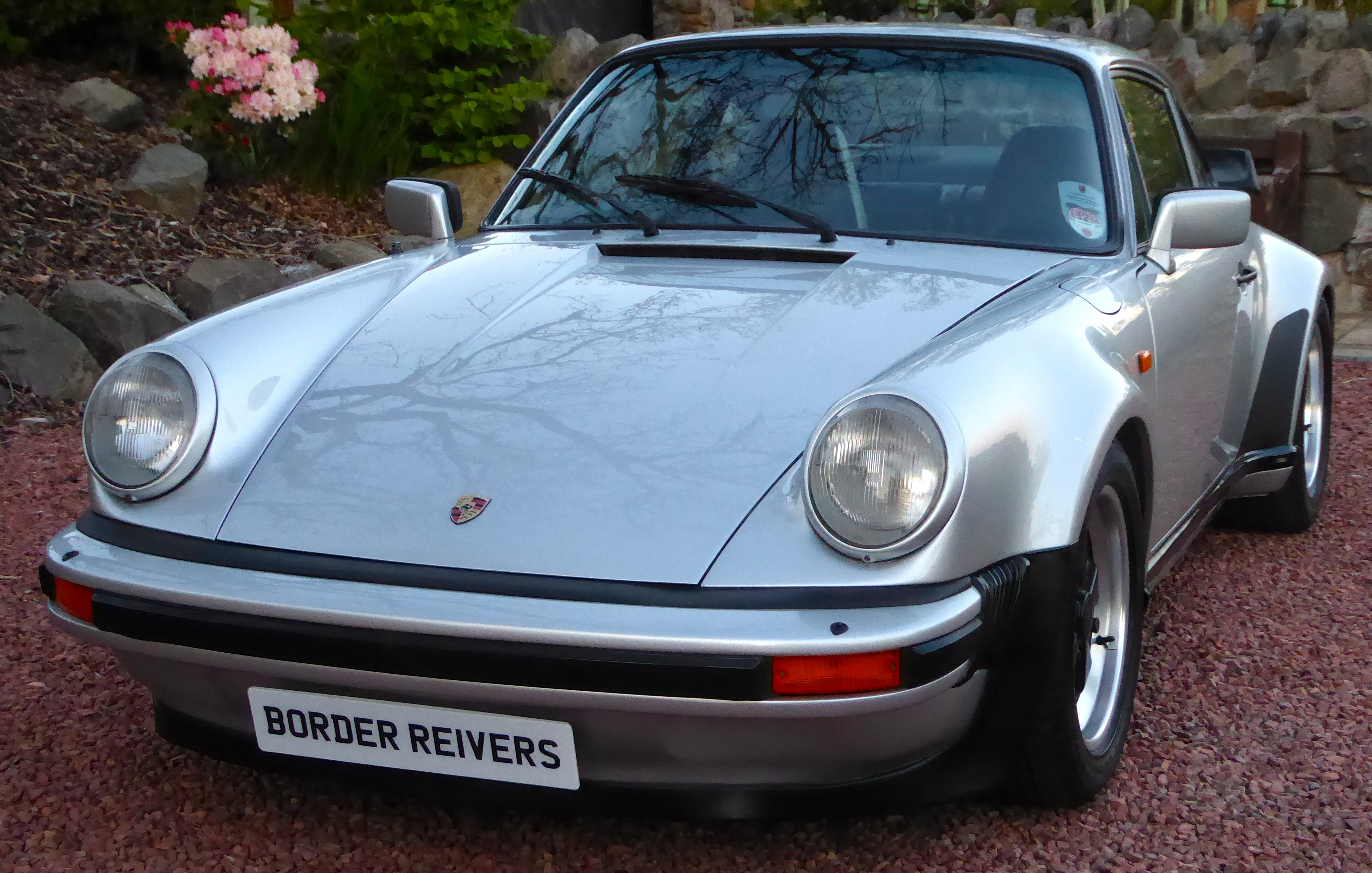 Porsche 930 Turbo Border Reivers