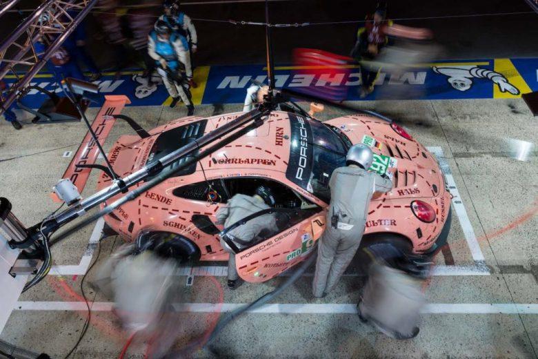 Porsche Win At Le Mans 2018 Border Reivers