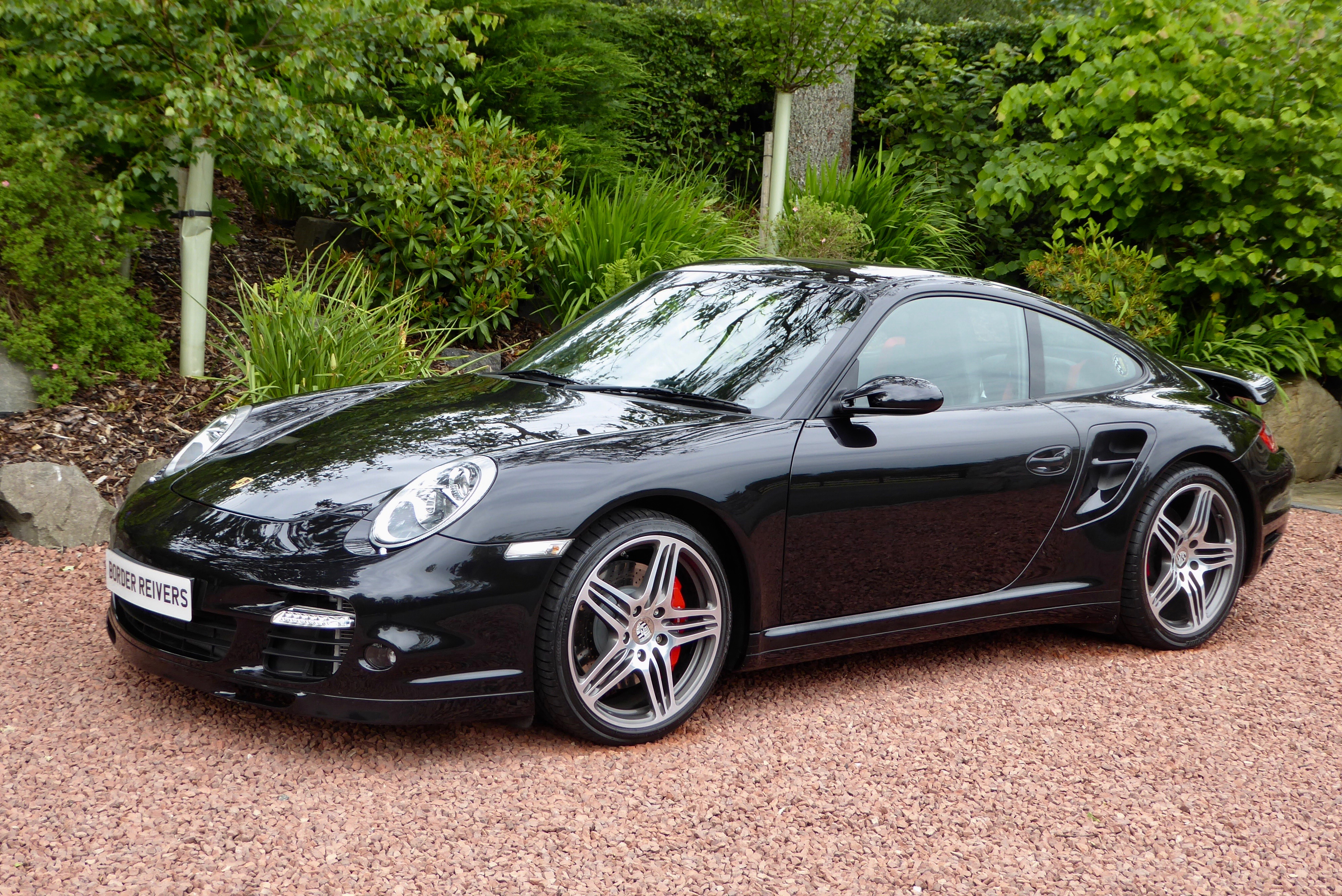 New Stock Due This Week Porsche 911 997 Turbo Manual Border Reivers